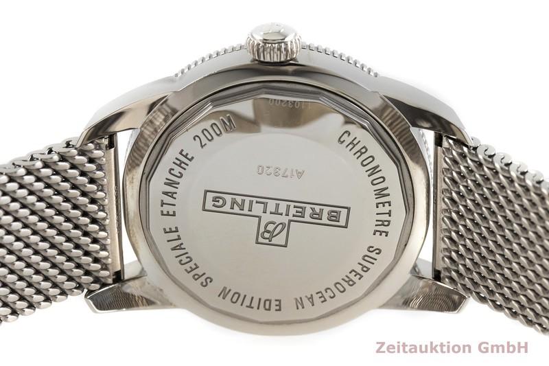gebrauchte Luxusuhr Breitling Superocean Stahl Automatik Kal. B17, ETA 2824-2 Ref. A17320  | 2001620 _0