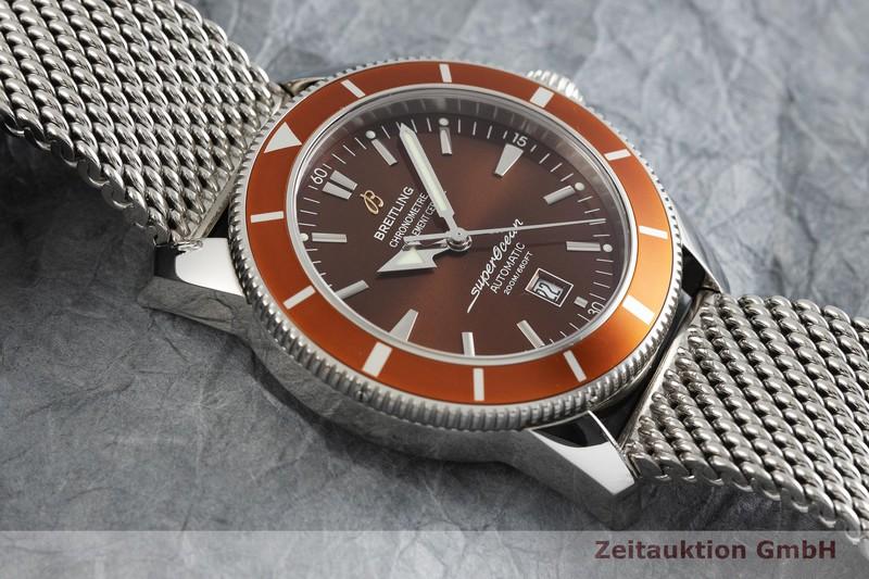 gebrauchte Luxusuhr Breitling Superocean Stahl Automatik Kal. B17, ETA 2824-2 Ref. A17320  | 2001620 _1