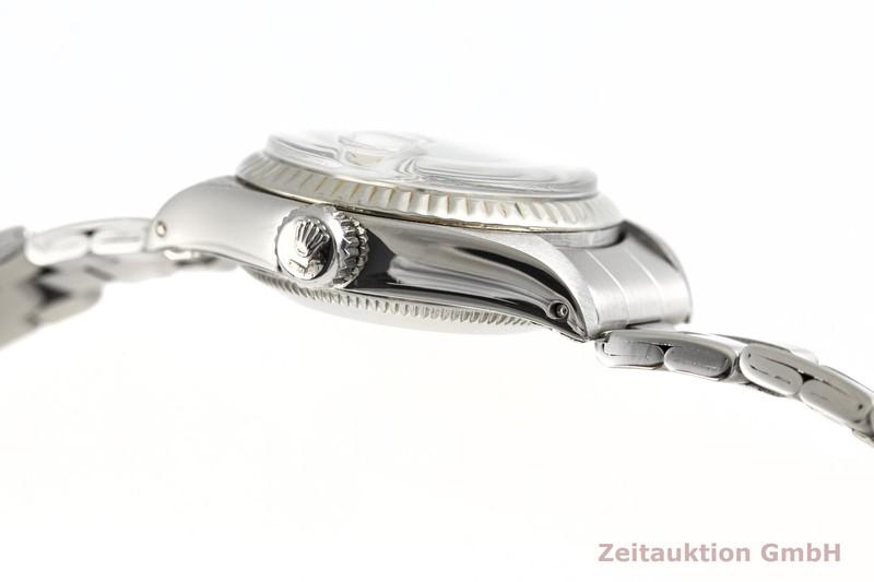 gebrauchte Luxusuhr Rolex Lady Date Stahl Automatik Kal. 2030 Ref. 6917 VINTAGE  | 2001633 _1