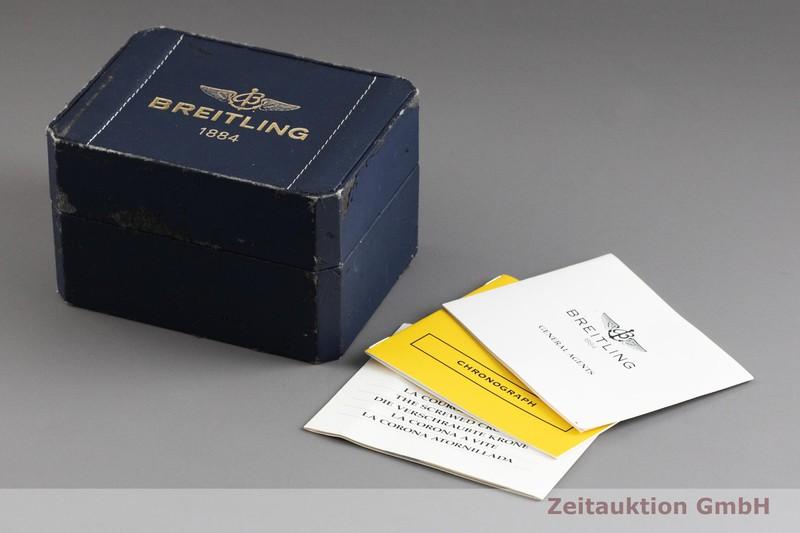 gebrauchte Luxusuhr Breitling Chronomat Chronograph Stahl / Gold Automatik Kal. ETA 7750 Ref. 81.950  | 2001642 _0