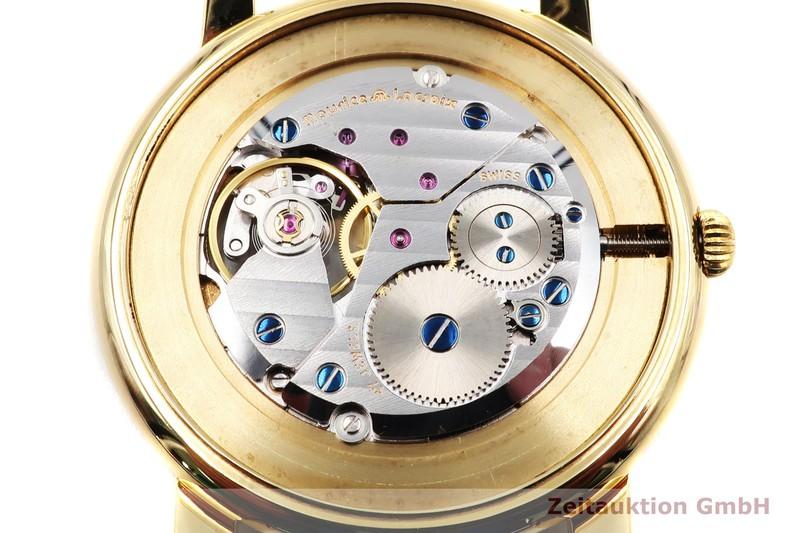 gebrauchte Luxusuhr Maurice Lacroix Mecanique Stahl vergoldet Handaufzug Ref. 38355  | 2001645 _0
