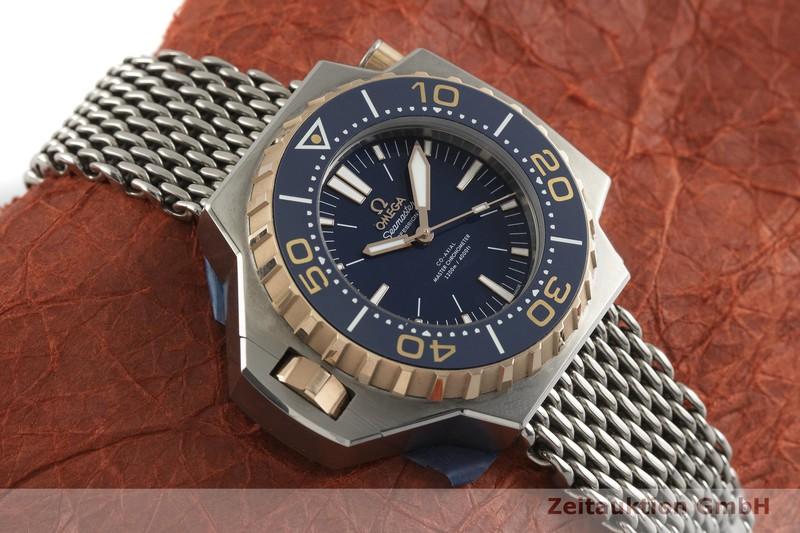 gebrauchte Luxusuhr Omega Seamaster Titan / Gold Automatik Kal. 8912 Ref. 227.60.55.21.03.001    2001660 _1