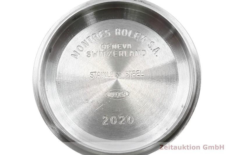 gebrauchte Luxusuhr Rolex Oyster Perpetual Stahl Automatik Kal. 2230 Ref. 76030    2001669 _1
