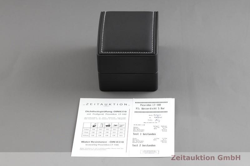 gebrauchte Luxusuhr Bvlgari Roma 18k Rotgold Handaufzug Kal. BVL 131 Ref. BBP39GRO LIMITED EDITION | 2001686 _0