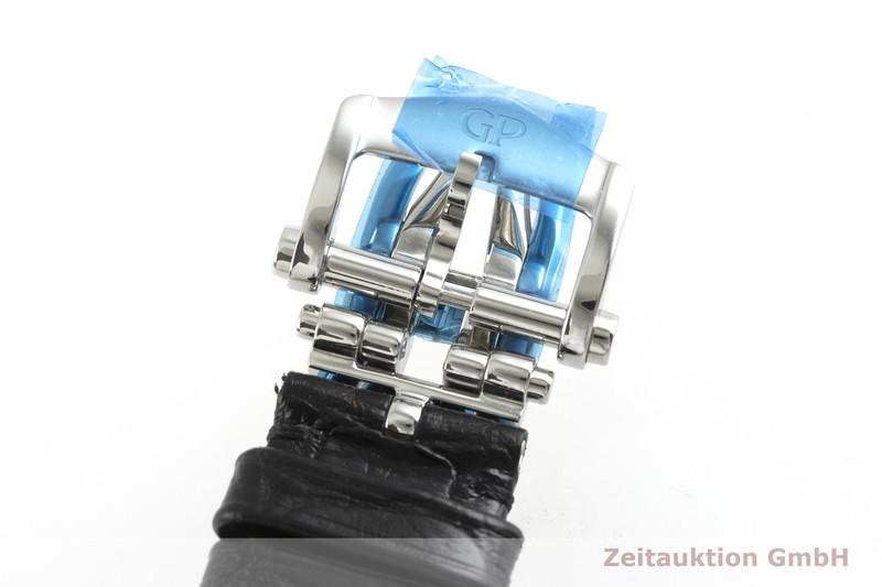 gebrauchte Luxusuhr Girard Perregaux Laureato Chronograph Stahl Automatik Kal. 3300 Ref. 81040-11-631-BB6A  | 2001688 _1