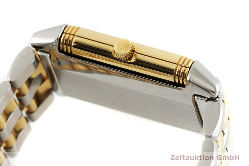 gebrauchte Luxusuhr Jaeger LeCoultre Reverso Stahl / Gold Quarz Kal. H1137 Ref. 140.262.5    2001690 _0
