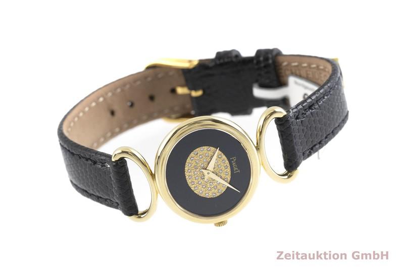gebrauchte Luxusuhr Piaget * 18k Gold Handaufzug Kal. 9P2 Ref. 9802D VINTAGE  | 2001692 _0