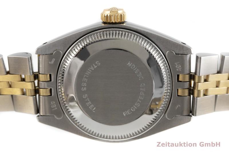 gebrauchte Luxusuhr Rolex Date Stahl / Gold Automatik Kal. 2030 Ref. 6917  | 2001693 _0