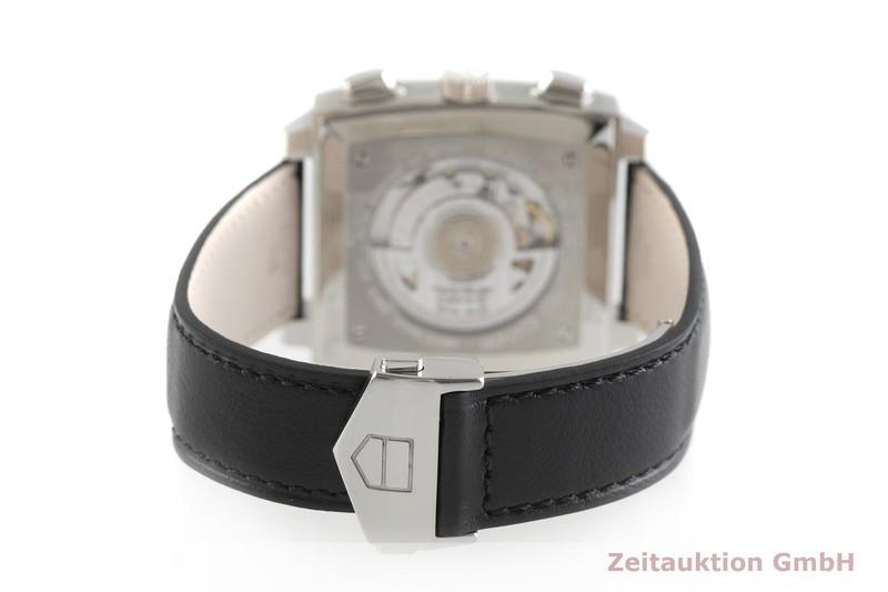 gebrauchte Luxusuhr Tag Heuer Monaco Chronograph Stahl Automatik Kal. Cal. 12, ETA 2892-A2 Ref. CAW2113 LIMITED EDITION | 2001706 _1