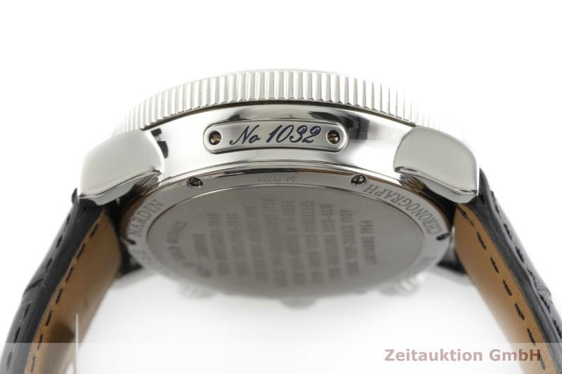 gebrauchte Luxusuhr Ulysse Nardin Marine Chronograph Chronograph Stahl / Titan Automatik Kal. ETA 2892-A2 Ref. 513-22  | 2001707 _1