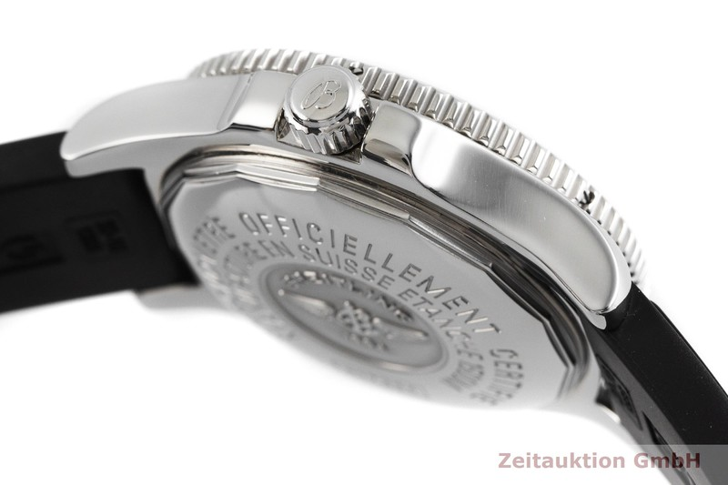 gebrauchte Luxusuhr Breitling Superocean Stahl Automatik Kal. B17, ETA 2824-2 Ref. A17364  | 2001736 _0