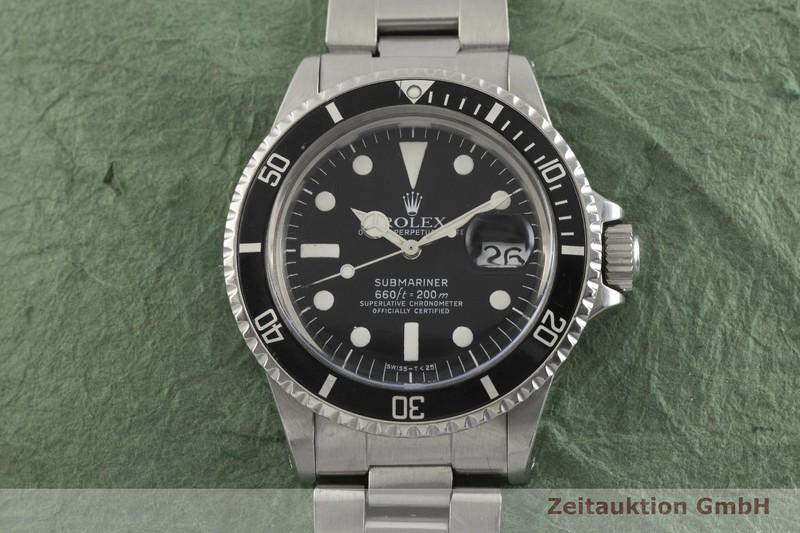 gebrauchte Luxusuhr Rolex Submariner Stahl Automatik Kal. 1570 Ref. 1680 VINTAGE    2001740 _1