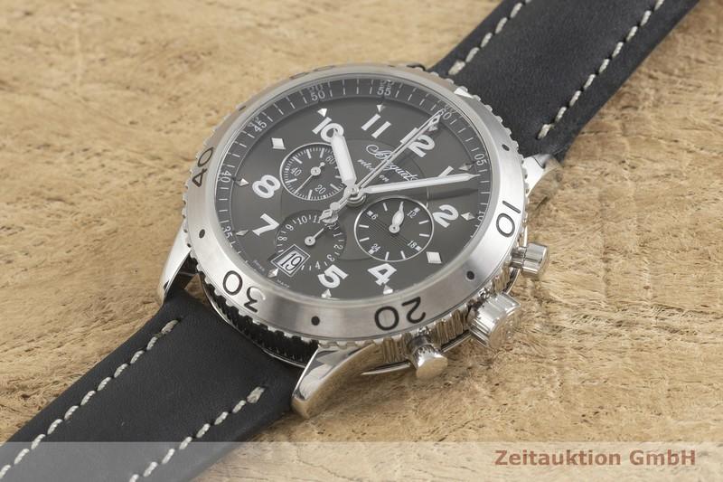 gebrauchte Luxusuhr Breguet Type XXI Chronograph Stahl Automatik Kal. 5840/1 Ref. 3810  | 2001759 _0