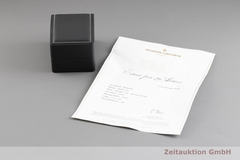 gebrauchte Luxusuhr Vacheron & Constantin Overseas Stahl Automatik Kal. 1222 Ref. 47450  | 2001760 _0