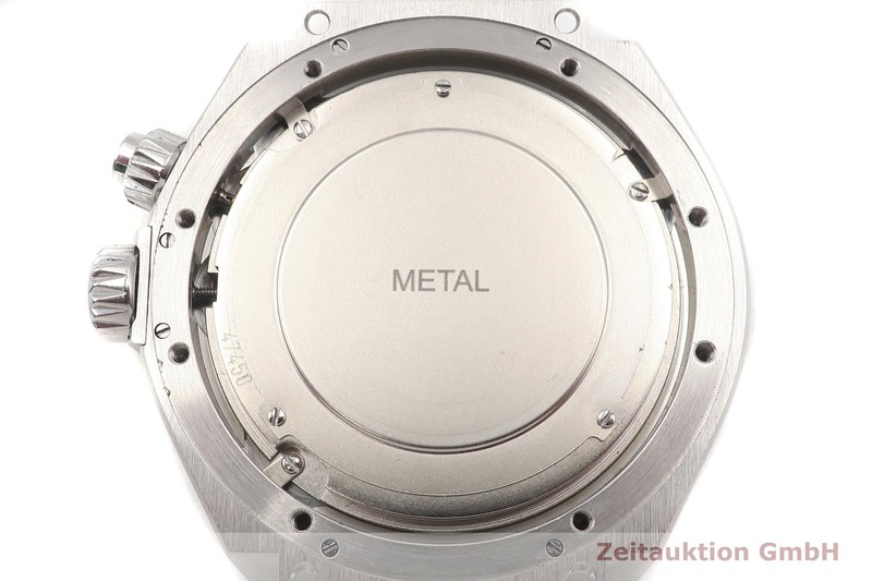 gebrauchte Luxusuhr Vacheron & Constantin Overseas Stahl Automatik Kal. 1222 Ref. 47450  | 2001760 _1