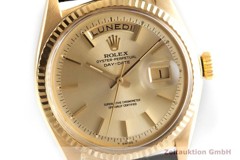 gebrauchte Luxusuhr Rolex Day-Date 18k Gold Automatik Kal. 1556 Ref. 1803  | 2001763 _0