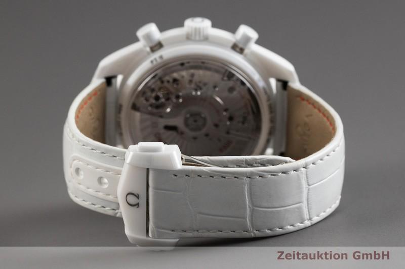 gebrauchte Luxusuhr Omega Speedmaster Moonwatch Chronograph Keramik Automatik Kal. 9300 Ref. 311.93.44.51.04.002    2001765 _0