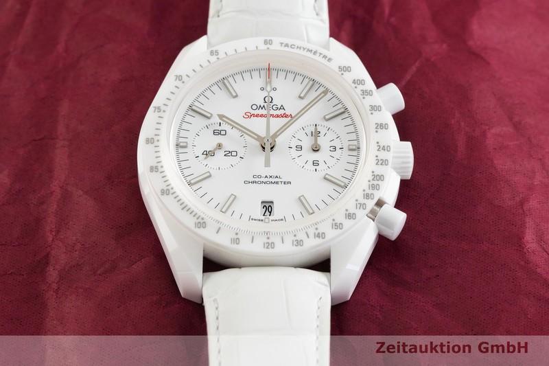 gebrauchte Luxusuhr Omega Speedmaster Moonwatch Chronograph Keramik Automatik Kal. 9300 Ref. 311.93.44.51.04.002    2001765 _1