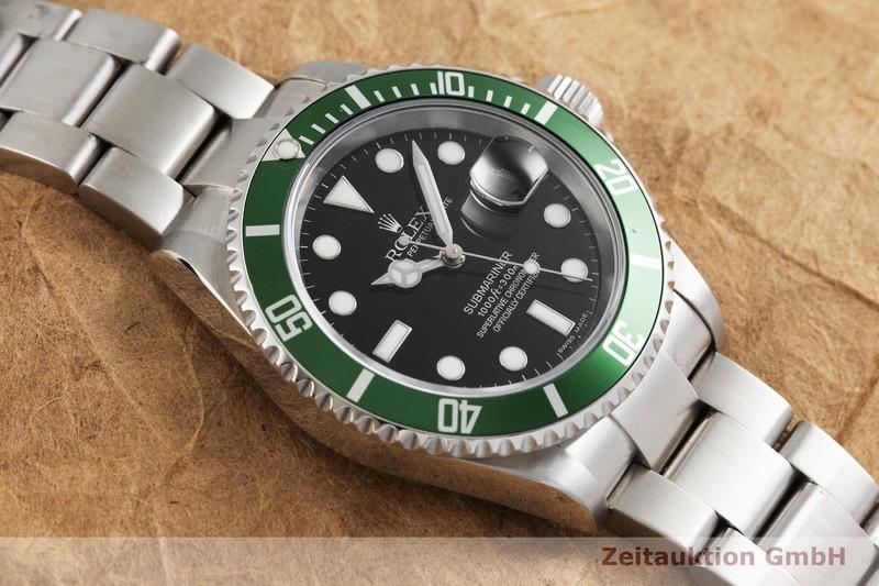 gebrauchte Luxusuhr Rolex Submariner Stahl Automatik Kal. 3135 Ref. 16610T  | 2001768 _1