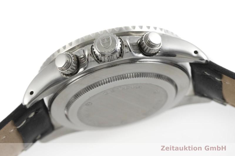 gebrauchte Luxusuhr Tudor Prince Date Chronograph Stahl Automatik Kal. B79, ETA 7750 Ref. 79270P    2001770 _0