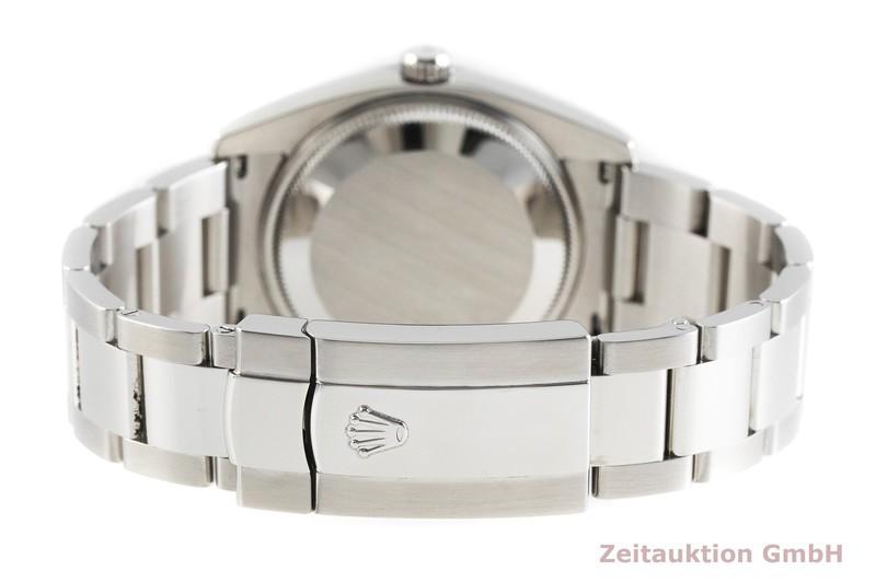 gebrauchte Luxusuhr Rolex Date Stahl Automatik Kal. 3135 Ref. 115200  | 2001772 _1