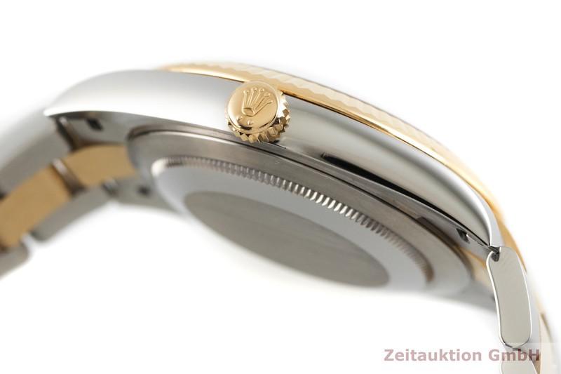 gebrauchte Luxusuhr Rolex Datejust Stahl / Gold Automatik Kal. 3235 Ref. 126333  | 2001775 _0
