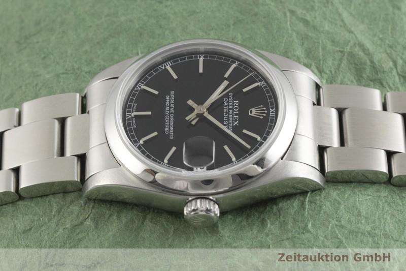 gebrauchte Luxusuhr Rolex Datejust Stahl Automatik Kal. 2235 Ref. 78240  | 2001786 _0