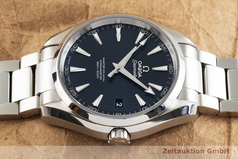 gebrauchte Luxusuhr Omega Seamaster Stahl Automatik Kal. 8500 Ref. 231.10.42.21.03.003    2001794 _0