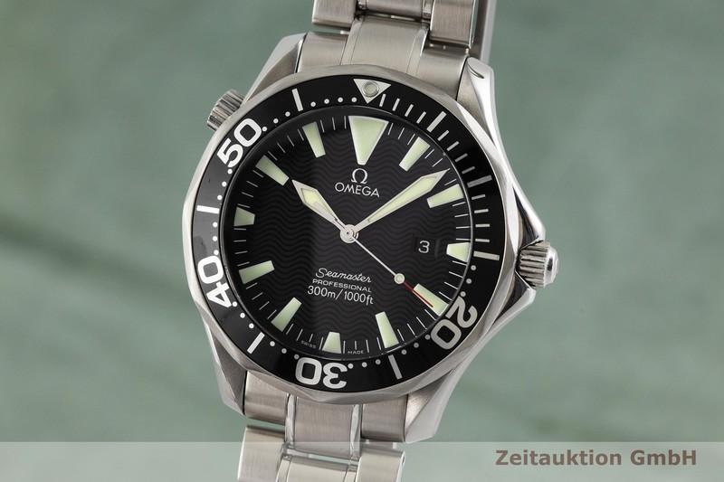 gebrauchte Luxusuhr Omega Seamaster Stahl Quarz Kal. 1538 Ref. 196.1640, 22645000  | 2001802 _0