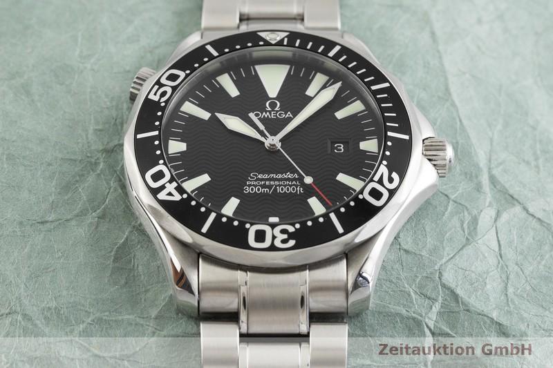 gebrauchte Luxusuhr Omega Seamaster Stahl Quarz Kal. 1538 Ref. 196.1640, 22645000  | 2001802 _1