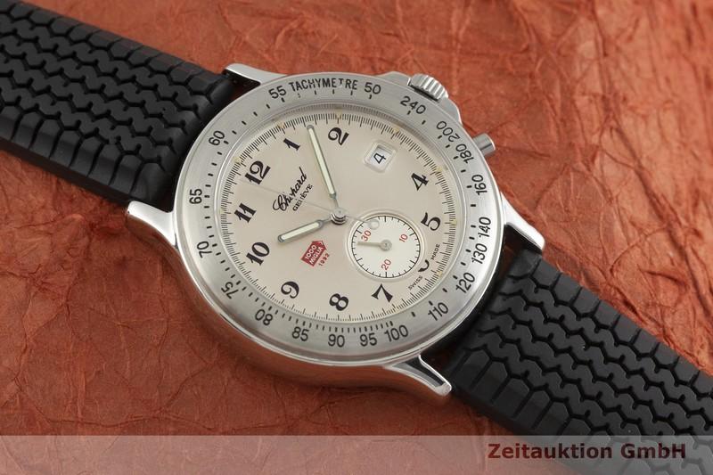 gebrauchte Luxusuhr Chopard 1000 Miglia Stahl Quarz Ref. 16/8182  | 2001806 _1