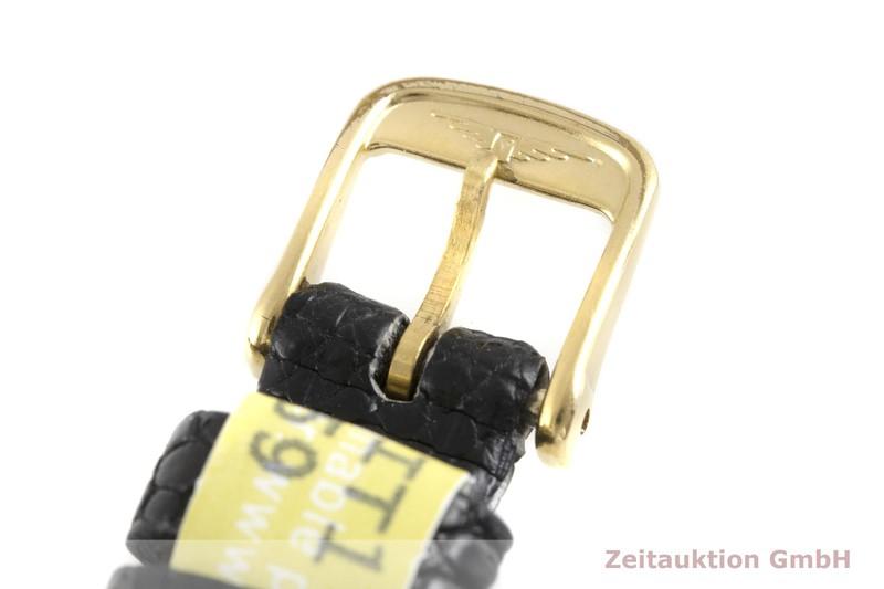 gebrauchte Luxusuhr Longines Dolce Vita 18k Gold Quarz Kal. L298.2, ETA 01.001 Ref. L5.161.6  | 2001810 _0