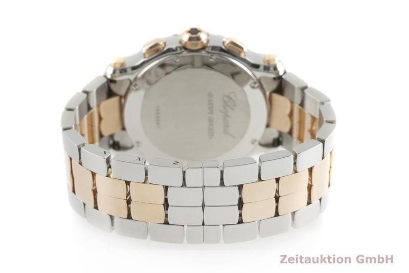 gebrauchte Luxusuhr Chopard Happy Sport Chronograph Stahl / Gold Quarz Kal. ETA 251.372 Ref. 288499-6002  | 2001842 _0