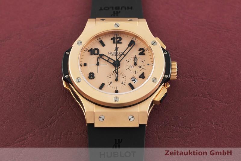 gebrauchte Luxusuhr Hublot Big Bang Chronograph Titan / Gold Automatik Kal. ETA 7750 Ref. 301.M    2001846 _1