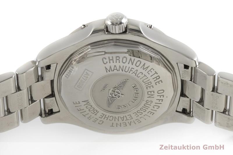 gebrauchte Luxusuhr Breitling Superocean Stahl Automatik Kal. B17, ETA 2824-2 Ref. A17360  | 2001848 _0