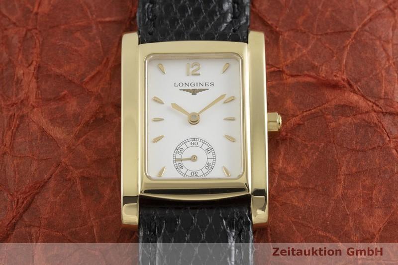 gebrauchte Luxusuhr Longines Dolce Vita 18k Gold Quarz Kal. ETA 980.163 Ref. L5.502.6  | 2001853 _1