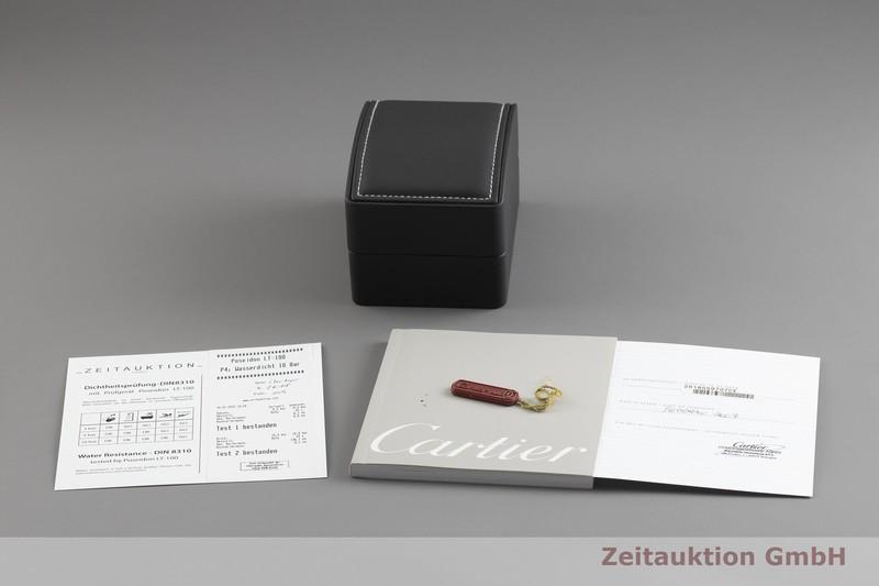 gebrauchte Luxusuhr Cartier Roadster Chronograph Stahl Automatik Kal. 8510, ETA 2894-2 Ref. 2618  | 2001862 _0