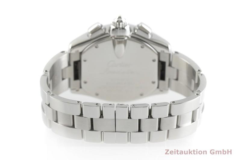 gebrauchte Luxusuhr Cartier Roadster Chronograph Stahl Automatik Kal. 8510, ETA 2894-2 Ref. 2618  | 2001862 _1