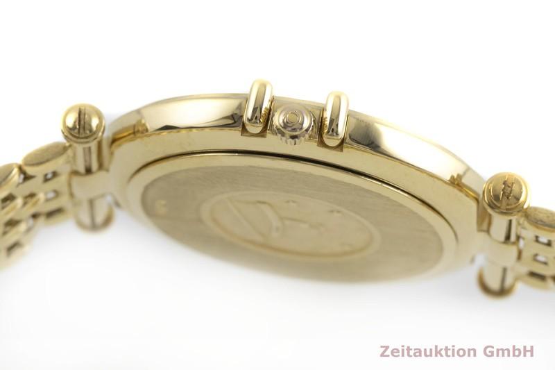 gebrauchte Luxusuhr Omega Constellation 18k Gold Quarz Kal. 1379, ETA 210.011 Ref. 296.0360  | 2001870 _0