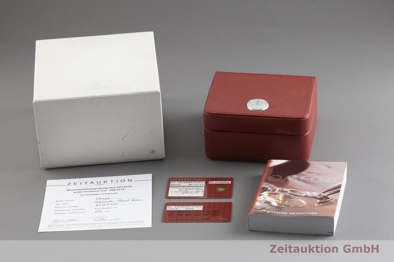 gebrauchte Luxusuhr Omega Seamaster Chronograph Stahl Automatik Kal. 9300 Ref. 232.30.46.51.01.003, 178.1752  | 2001873 _0