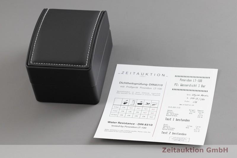 gebrauchte Luxusuhr Ulysse Nardin Chronosplit Chronograph Stahl Automatik Kal. 57.10.290 Ref. 573-22 LIMITED EDITION | 2001879 _0