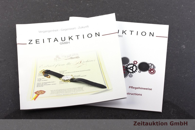 gebrauchte Luxusuhr Ulysse Nardin Chronosplit Chronograph Stahl Automatik Kal. 57.10.290 Ref. 573-22 LIMITED EDITION | 2001879 _1