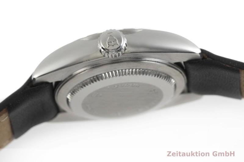 gebrauchte Luxusuhr Tudor Classic Date Stahl Automatik Kal. ETA 2671 Ref. 22010  | 2001905 _1