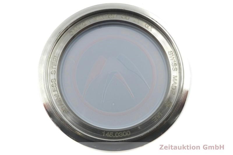 gebrauchte Luxusuhr Omega Speedmaster Chronograph Stahl / Gold Handaufzug Kal. 1861 Ref. 145.0300, 33665100 LIMITED EDITION | 2001916 _0