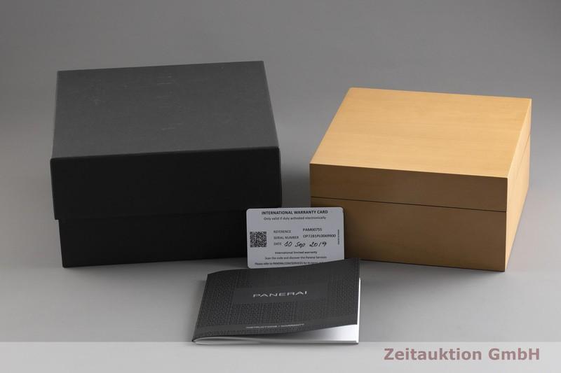 gebrauchte Luxusuhr Panerai Luminor  Stahl Automatik Ref. PAM00755, OP7281 LIMITED EDITION | 2001917 _0