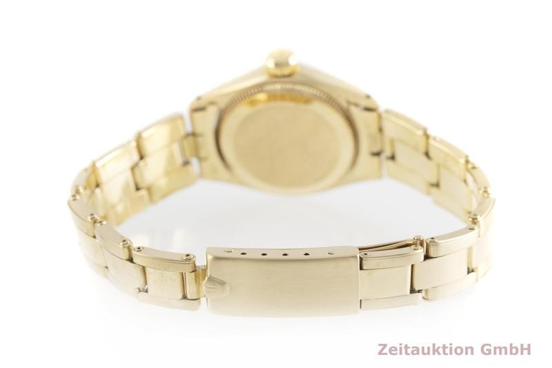 gebrauchte Luxusuhr Rolex Oyster Perpetual 18k Gold Automatik Kal. 2030 Ref. 6719  | 2001932 _1