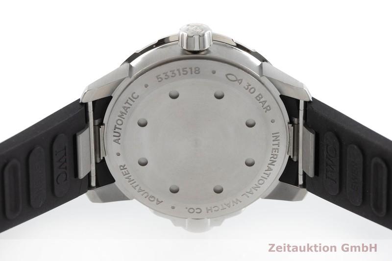 gebrauchte Luxusuhr IWC Aquatimer Stahl Automatik Kal. C.30120 Ref. 3290  | 2001958 _0