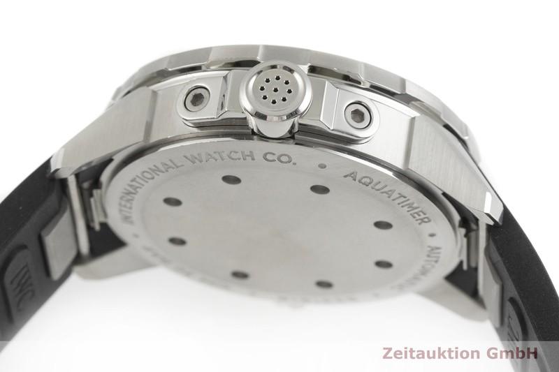 gebrauchte Luxusuhr IWC Aquatimer Stahl Automatik Kal. C.30120 Ref. 3290  | 2001958 _1