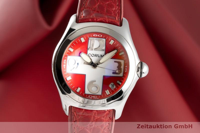 gebrauchte Luxusuhr Corum Bubble Stahl Quarz Ref. 163.250.20 LIMITED EDITION | 2001961 _0
