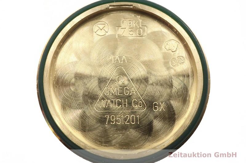 gebrauchte Luxusuhr Omega Constellation 18k Gold Quarz Kal. 1456 Ref. 11727500, 795.1201  | 2001967 _0
